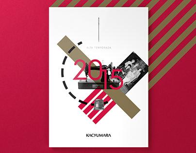 Catalog design - Kacyumara Industries