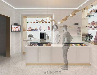 "Sweet shop ""MONAMI"""