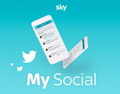 My Social - Sky