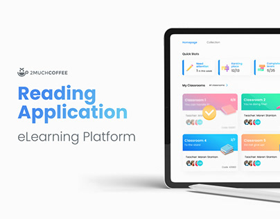 Reading Application - eLearning Platform