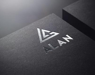 Alan Concepts Brand Identity