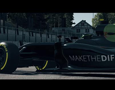 MAKETHEDIFF RACING