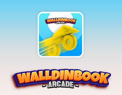 Walldinbook - Hypercasual Game - Buildbox