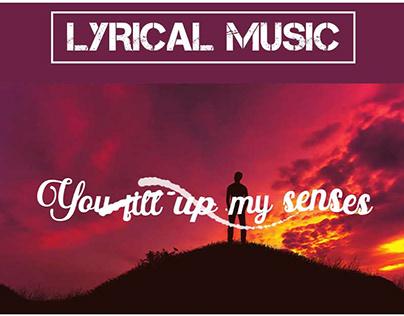 Lyrical Music Video