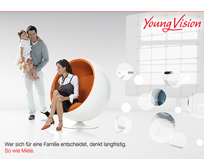 MIELE Young Vision   concept   for Plan.net