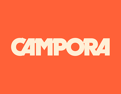 Campora Typeface