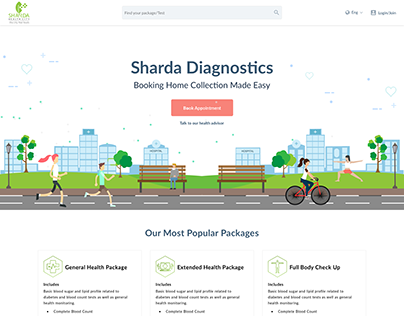 Sharda Diagnostics