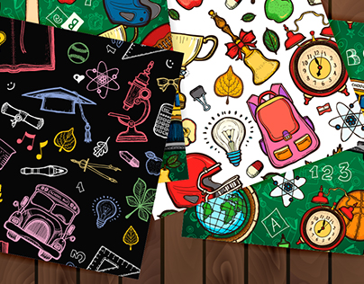 8 School Patterns
