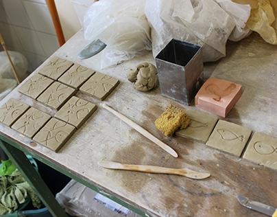 Inclusive Manufacturing - Ceramic Puzzle