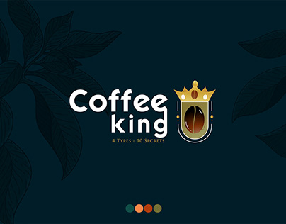 Coffee King - Branding