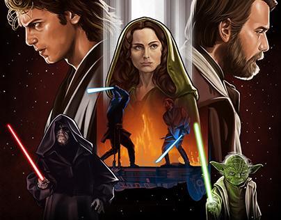 Revenge of the Sith for Disney+