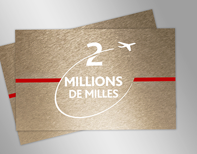 Air Canada - Envoi membres Élite
