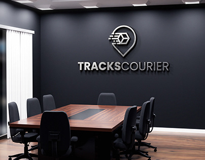 Tracks Courier - Logo