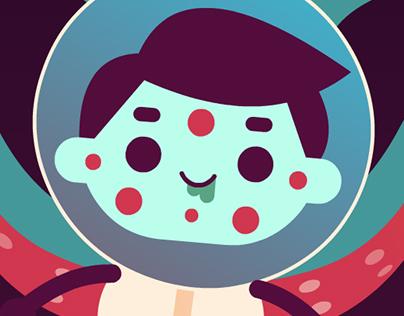 Animação Viagem a Marte - Tecmundo