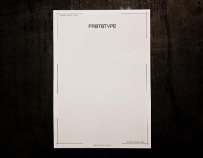 PROTOTYPE presentation kit