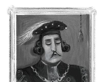 The King's Post - Animated illustration (Turn sound on)