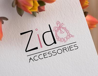 Zida logo and business card