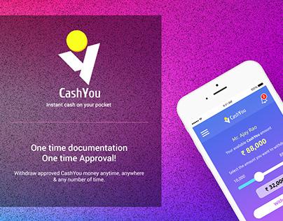 CashYou Instant Credit App