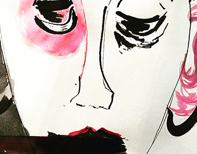 Ink Faces