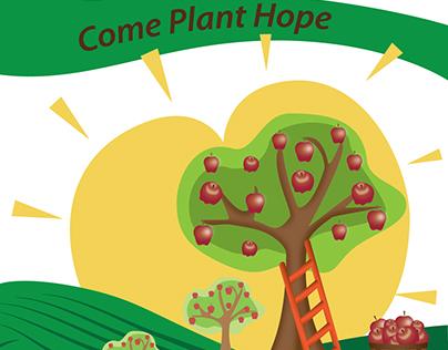 Ozark Food Harvest promotional poster