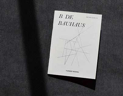 B de Bauhaus