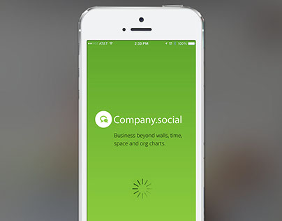 Social Application for Enterprises