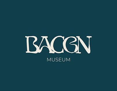 Charte Graphique Museum - Francis BACON