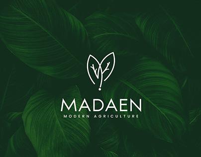MADAEN - Brand identity