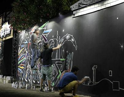 Stop Motion Graffiti