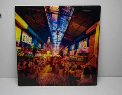 Restaurant Photo Print