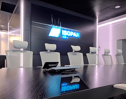 Isopan Est - Concept, Content and Video Mapping - 2019