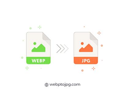 WebP to JPG Converter
