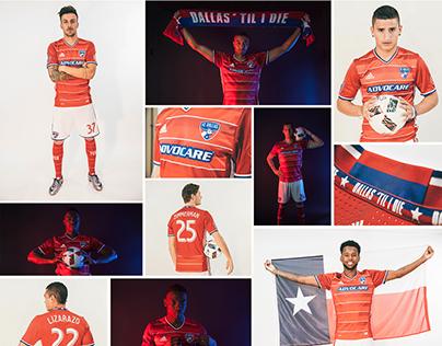 FC Dallas 2016 Primary Kit Launch