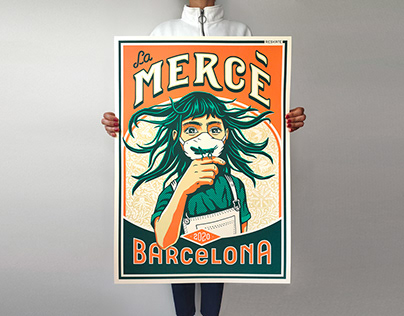 Cartells Mercè 2020