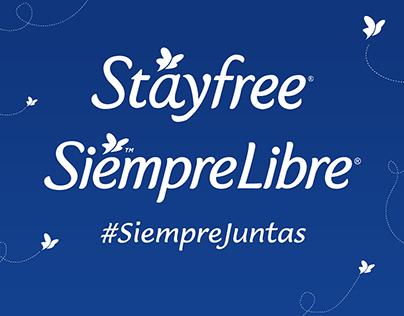 Stayfree / Siempre Libre