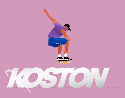 Skate rotoscope