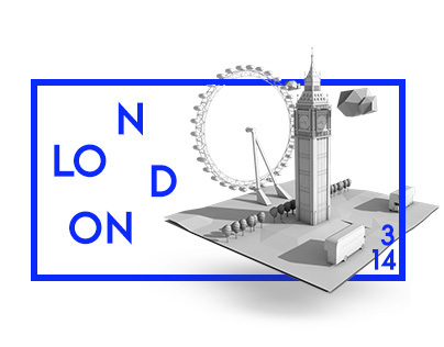 Lowpoly London/Paris
