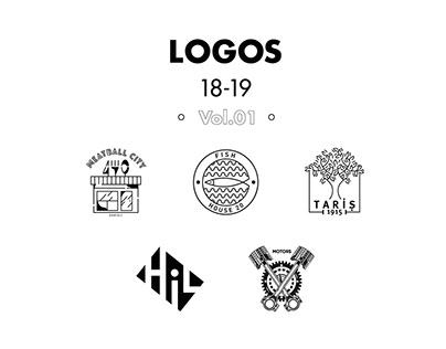 Logos & Branding - Vol.01