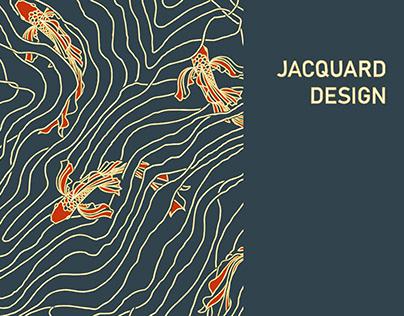 JACQUARD DESIGN - JAPANESE TEXTILE AESTHETICS