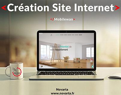 Sites Web Dev. Novarta