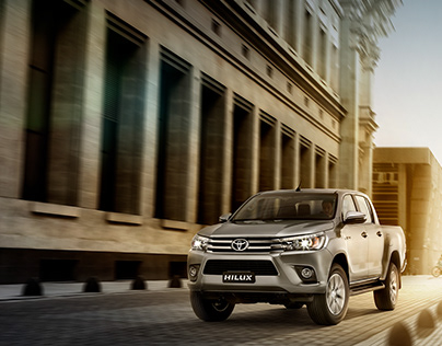 Toyota Hilux + MAKING OF