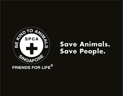 SPCA Singapore - Save Animals Save People