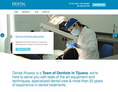 Dental Alvarez. Dental Clinic or Dentists in Tijuana