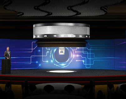 Panasonic Lumix GH5 Launch Event Camera Inspired Design