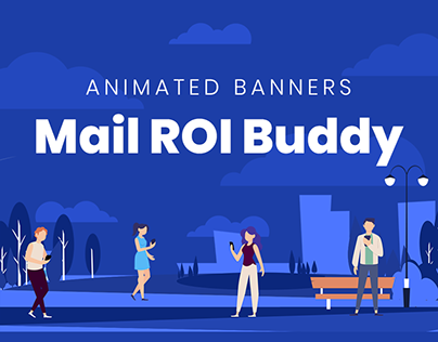 Facebook Animated Banners set || Mail ROI Buddy