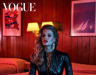 VOGUE Taiwan with Alena Blohm