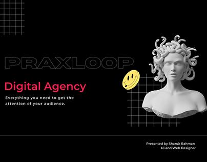 Digital Agency | Website | Praxloop