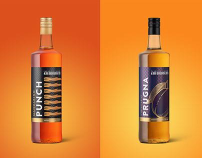 Still life liquori flli Brunetti