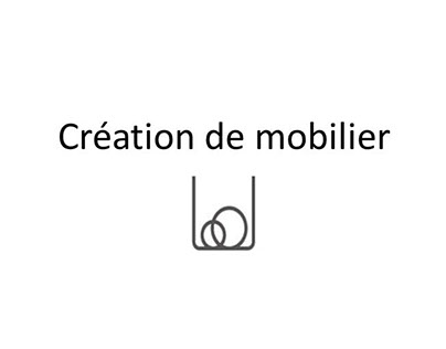 Création mobilier @copyright Laurence Maghue