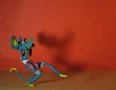 The Innocent Rat! Short Stop-motion animation.